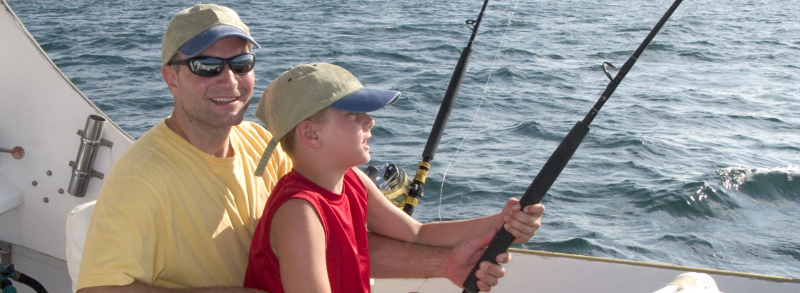 At Scubalife, we have a passion for sport fishing and want to make booking your next fishing trip easier and more economical than ever.