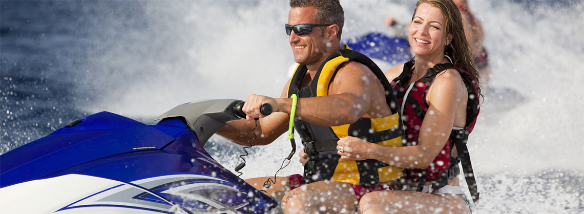 Scubalife membership provides a wide range of personal watercraft activity resources for your jet skiing experience