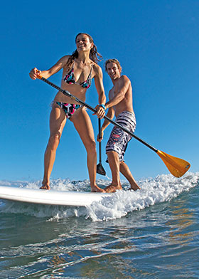 Scubalife has access to top-notch benefits and resources to grow and sustain your passion for paddle boarding.
